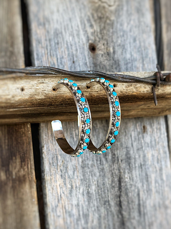 Hoop Holler: Earrings