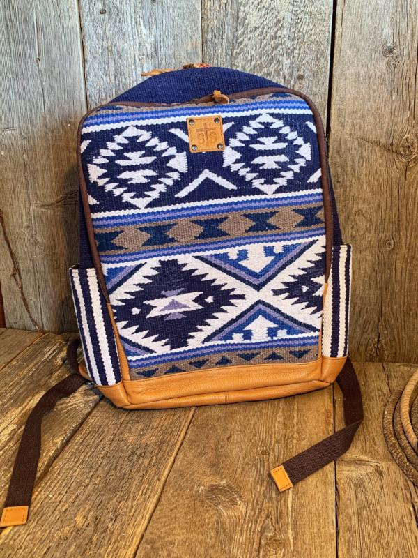 The Durango: Serape Backpack