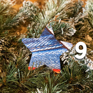 Country Christmas: Ornaments