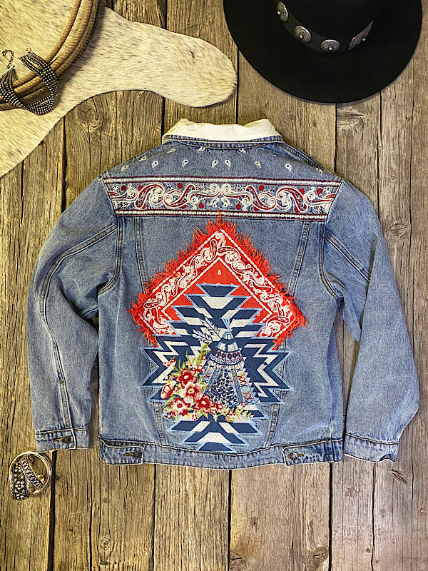 The Stella: Denim Jacket