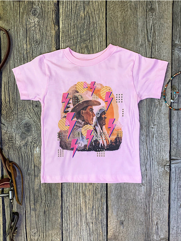 Electric Cowboy: Kids Tee