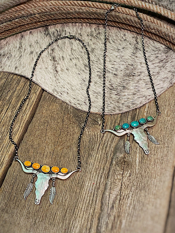 Longmire: Necklace