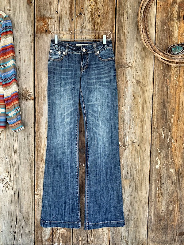 The Remington: Trouser Jeans