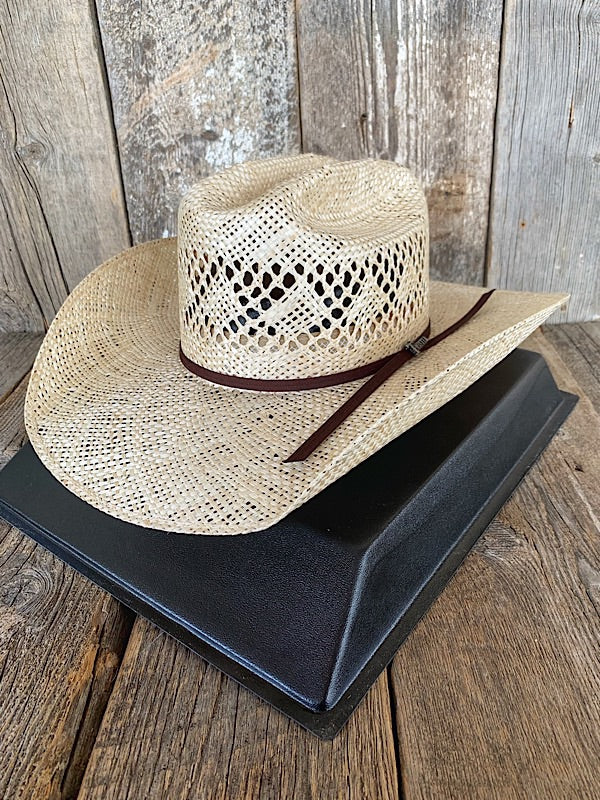 The Carson: 7X Straw Hat