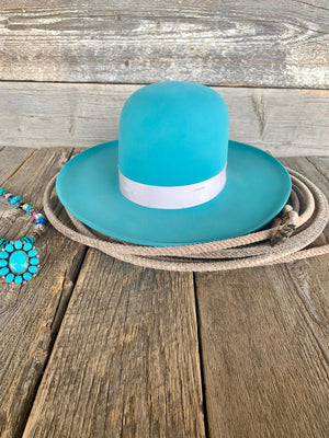 Old Pawn: Tequila Turquoise Hat