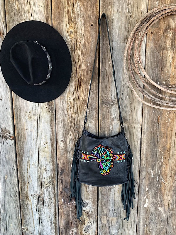 Happy Canyon: Crossbody Purse