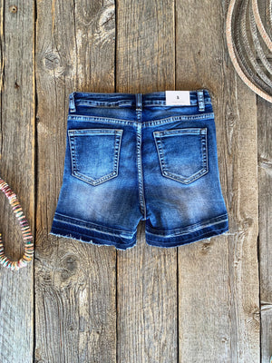 Paradise Valley: Denim Shorts