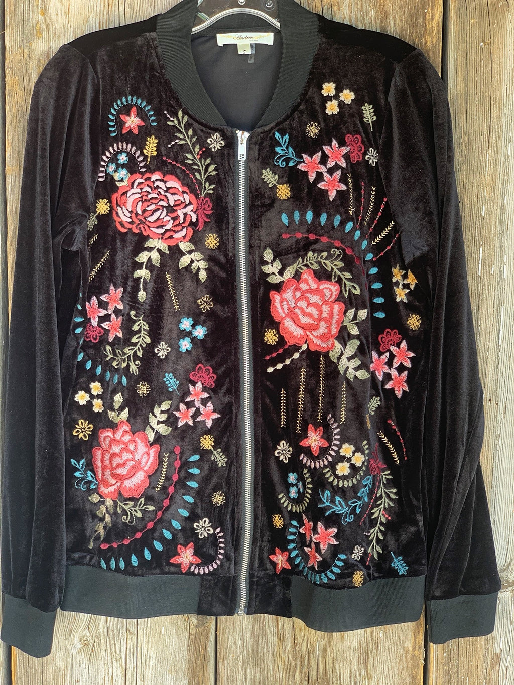 The Rosie: Bomber Jacket