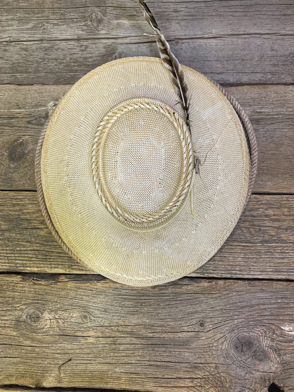 The Batterson: Straw Hat