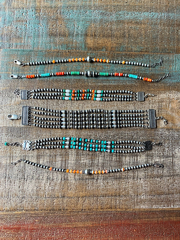 The Layla: Navajo Bracelets