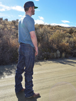 Raw Dillion: Kimes Ranch Jean