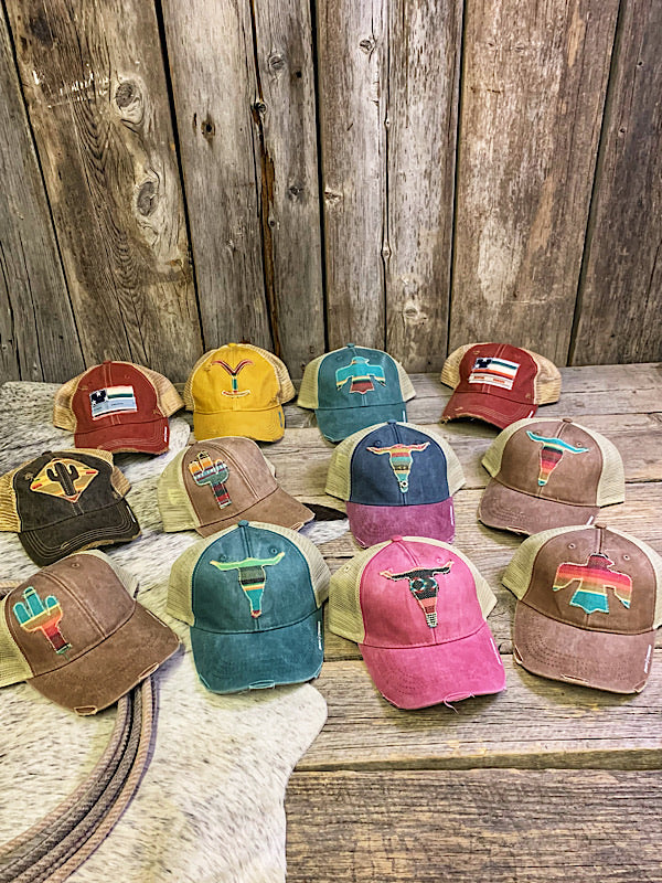 Fiesta Trucker Caps