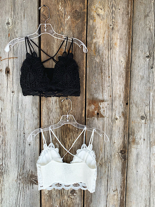 Dolly: Crotchet Bralette