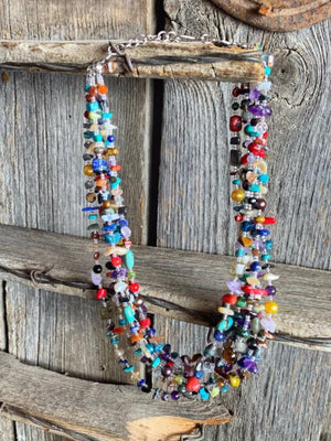 Sunset Sweetheart: Necklace