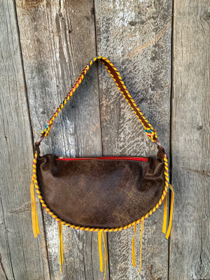The Tuscan Sunrise: Shoulder Bag