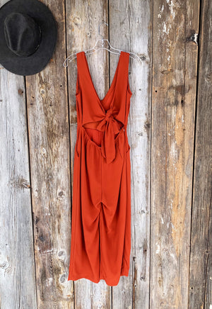 The Salinas: Jumpsuit