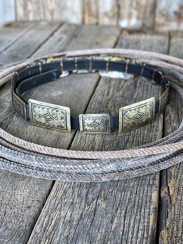 Dixie Queen: Concho Belt