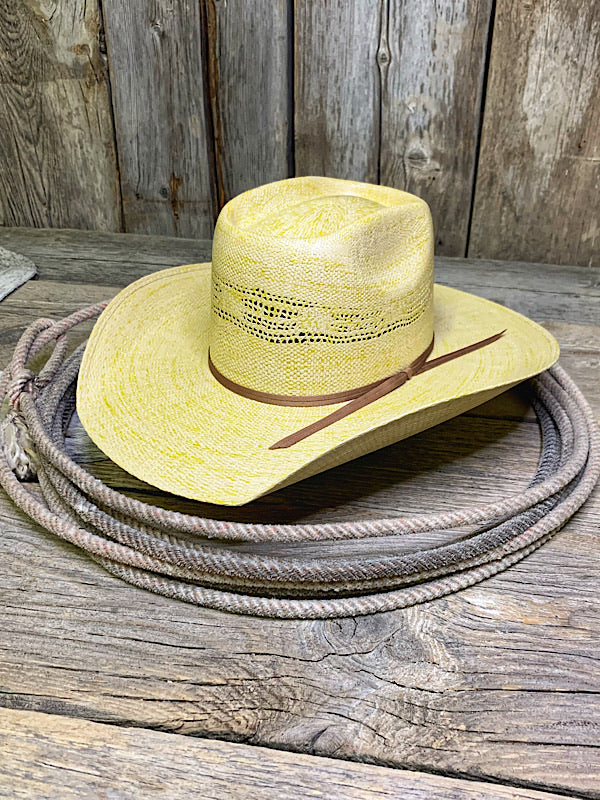 The Avery: Youth Straw Hat