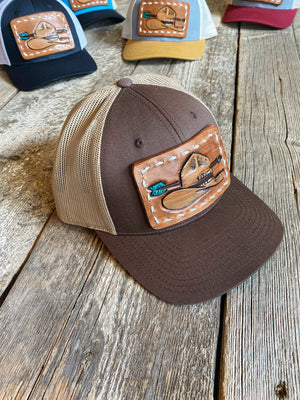 Ride for the Brand: Logo Trucker Caps
