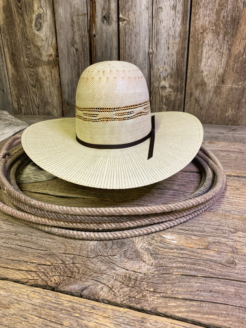 The Colby: Youth Straw Hat