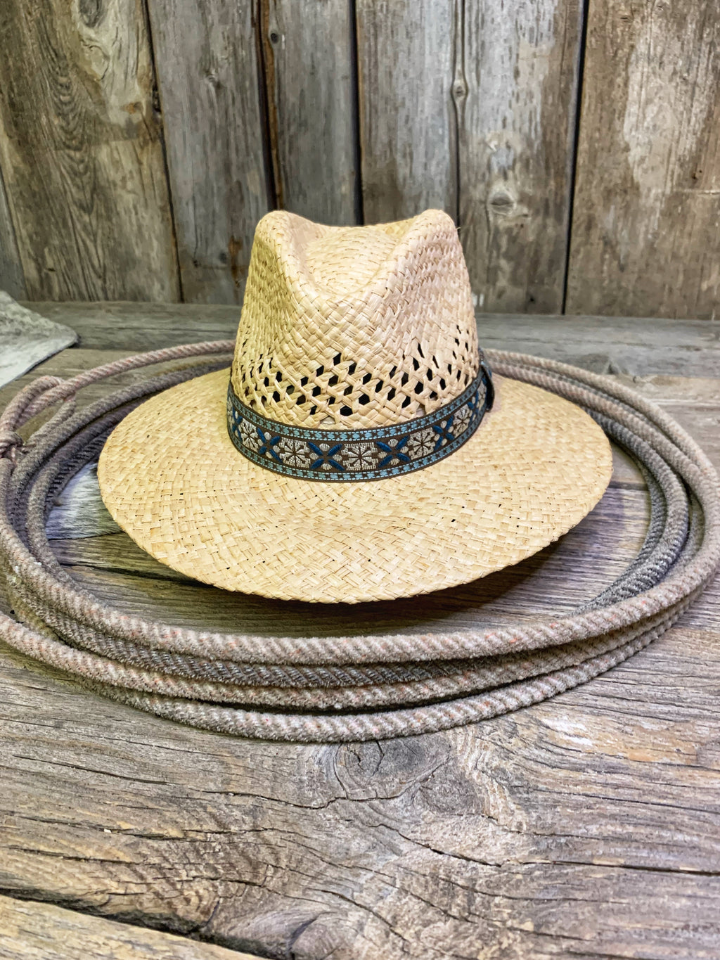The Charlee: Straw Hat