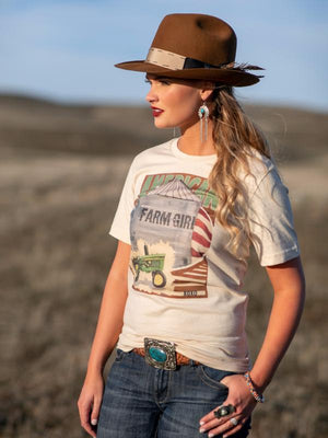Farm Girl: Tee Shirt