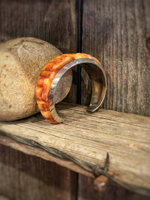Sunrise: Spiny Oyster Cuff