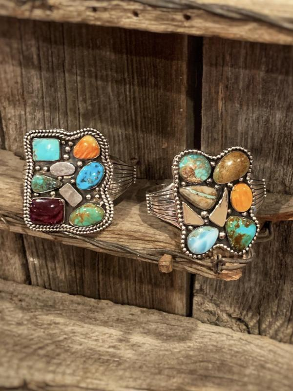 Record Year: Multi Stone Cuff