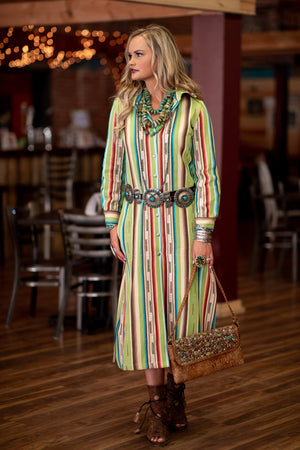 The Stagecoach: Maxi Dress