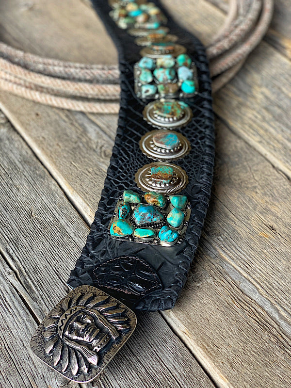 The Head Honcho: Concho Belt