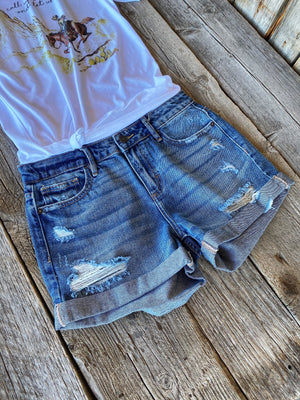 The Kippy: Boyfriend Shorts