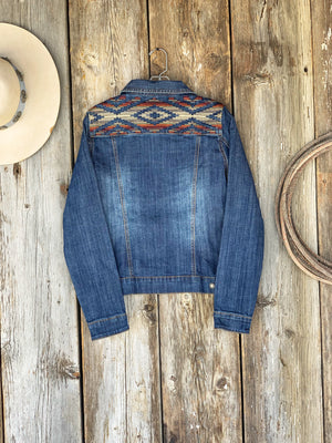 The Burgdorf: Denim Jacket