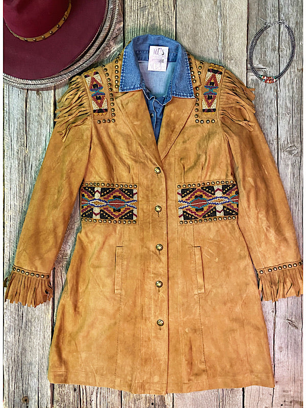 The Plainsmen: Jacket