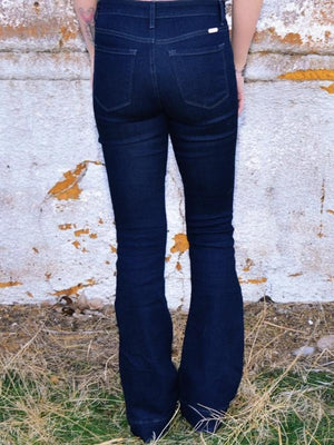 The Jessi James: Trouser Jeans
