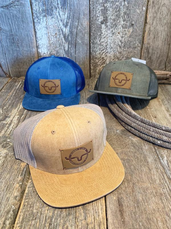 HandTacked Trucker: Cap