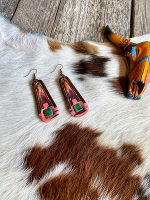 The Yava: Earrings