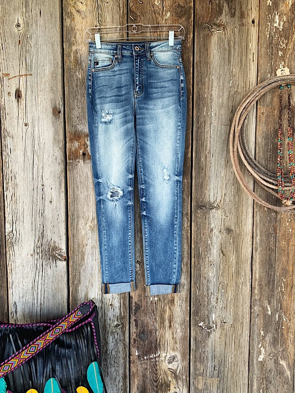 The Charlotte: Skinny Jeans