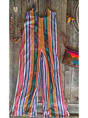 Party in Peru: Jumpsuit
