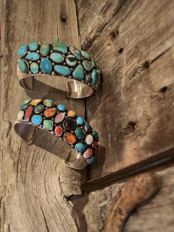 Beautiful Crazy: Sterling Cuffs