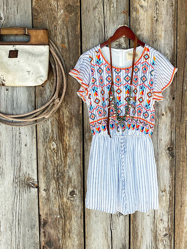 The Daisy: Romper