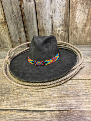 Beaded Hat Bands: Stretchy
