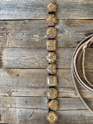 Queen Of Hearts: Concho Belt
