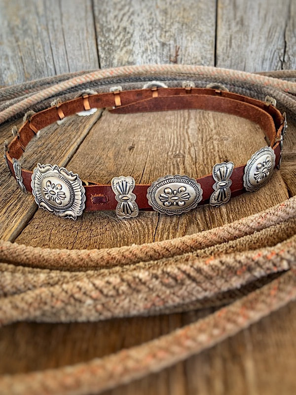 The Scottsdale: Concho Belt