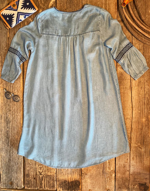 The Grand Prairie: Denim Dress