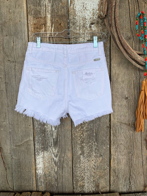 The Cottonwood: Denim Shorts