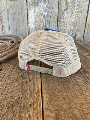 Oxbow Trucker: Blue Cap