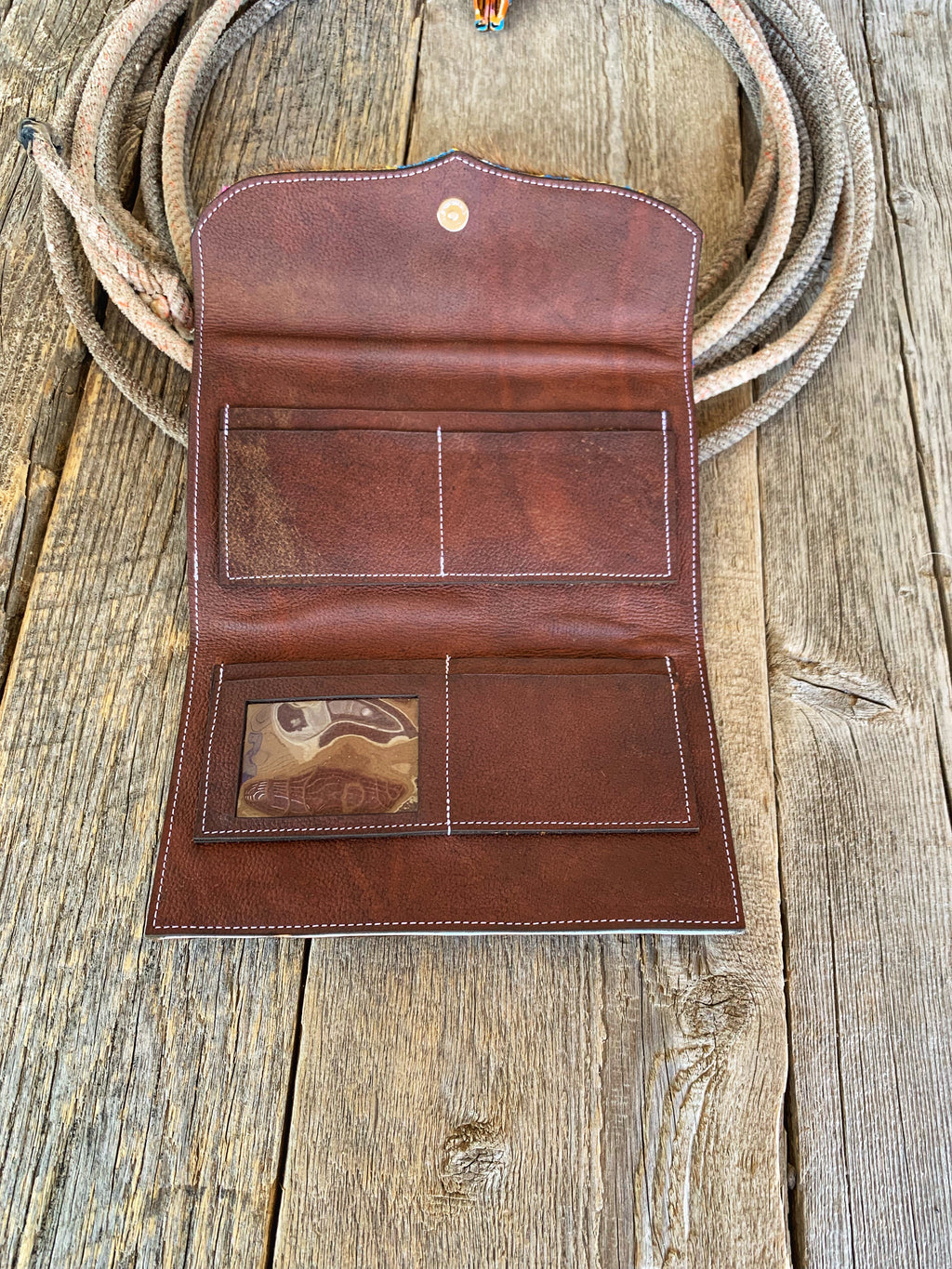 The Stockyards: Wallet/Clutch