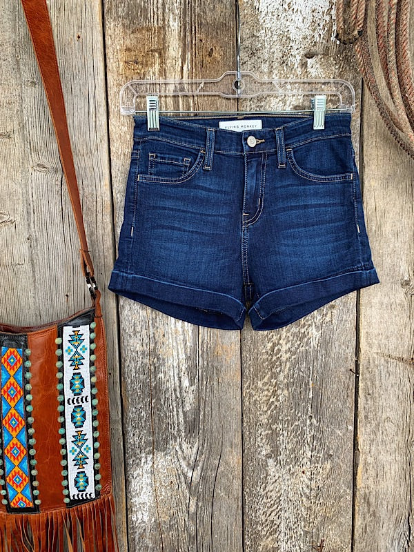 The Long Hot Summer: Denim Shorts