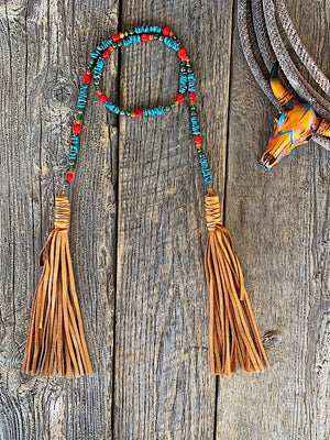 The Horizon: Serape Lariat
