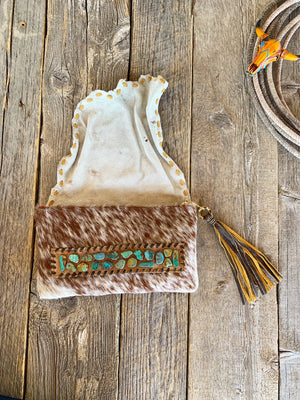 Silver City: Arm Style Clutch
